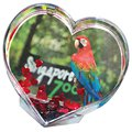 Full Color Heart Paperweights