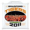 "14"" Full Color Stadium Cushions (1.75"" Thick)"