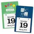 "3.625"" x 5.625"" Full Color Daily Date Calendars"