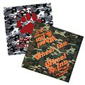 USA Made Camo Rally Flags - 22 x 22""