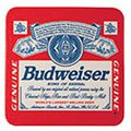 "3.5"" Square 60 pt. Full Color Digital Drink Coasters"