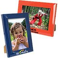 4 x 6 Plastic Color Burst Frames