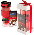 Cool Gear™ Mason Tumbler & Ghirardelli® Sets
