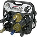 Collapsible Wine Rack with Tools