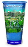 32 oz. Clear Plastic Cups with Full Color Graphics