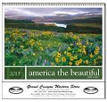 2013 America the Beautiful with Recipes Calendars