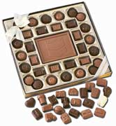 Chocolates, 32 Piece Truffle Gift Box, Kosher