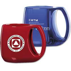 Desktop Mugs, Trom, 13 oz.