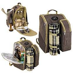 Gift Sets, Glacier 2 Person Picnic Set