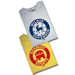 Union Shirt with Union Printing T-Shirts
