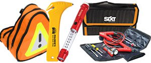 Car Emergency Kits | Seat Belt Cutters | Emergency Flashlights