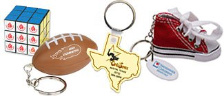 Novelty Keychains | Custom Fun Keychains | Sports Keychains