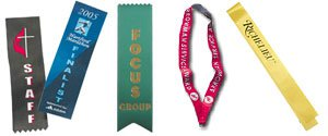 Custom Award Ribbons  | PrintGlobe