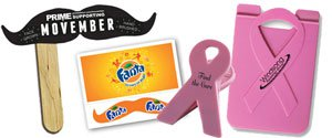 Awareness Promotions | Awareness Giveaways | Breast Cancer Merchandise