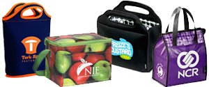 Lunch Coolers | Printed Lunch Bags