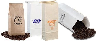 Paper Coffee Bags | Custom Coffee Bags