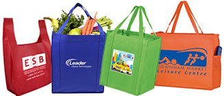 Non-woven Shopping Bags | Custom Grocery Bags | Grocery Shopping Bags