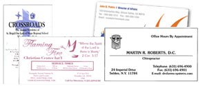 Inexpensive Business Cards |  Cheap Business Cards