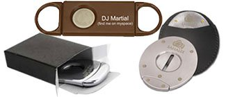Personalized Cigar Cutters | Custom Cigar Cutters