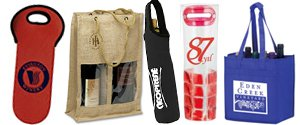 Personalized Wine Bags | Custom Wine Bags