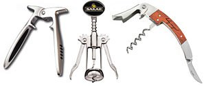 Personalized Corkscrews | Wine Bottle Openers