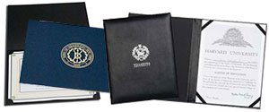 Certificate Holders | Diploma Covers
