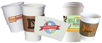 Custom Coffee Sleeves | Java Jackets | Reusable Coffee Sleeves
