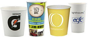 Personalized Paper Cups | Custom Paper Cups