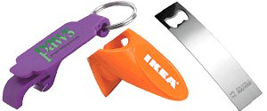 Beer Bottle Openers | Beer Bottle Opener Keychains