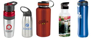 Aluminum Water Bottles | Aluminum Sports Bottles