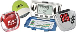 Bulk Pedometers | Promotional Pedometers