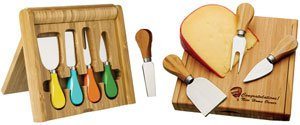 Custom Cheese Sets | Logo Cheese Sets