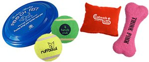 Promotional Pet Toys | Custom Dog Frisbees