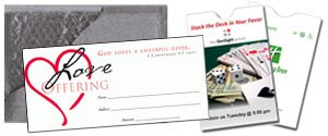 Special Purpose Envelopes |  Key Card Envelopes
