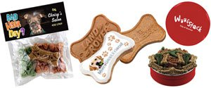 Promotional Pet Treats | Custom Dog Bones, Promotional Dog Cookies