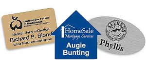 Engraved Name Tags | Engraved Name Badges