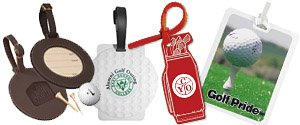 Golf Bag Tags | Personalized Golf Bag Tags