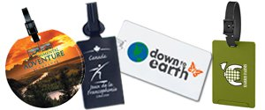 Recycled Luggage Tags | Eco-Friendly Luggage Tags