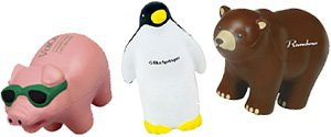 Animal Stress Balls | Animal Squeeze Balls