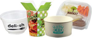 To Go Food Containers and Dessert Cups