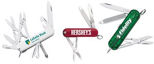 Custom Swiss Army Knives | Printed Swiss Army Knife