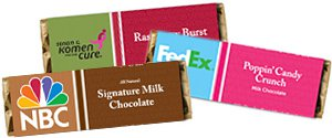 Hebert Custom Handcrafted Chocolate | Promotional Hebert Chocolate Bars