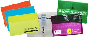 Legal Size Plastic Envelopes