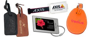 Premium Luggage Tags | Leather Luggage Tags | Metal Luggage Tags