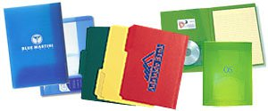 Plastic Folders with Pockets | 2 Pocket Plastic Folders