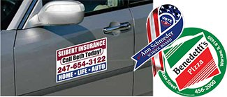 Car Magnets | Car Magnet Signs | Car Door Magnets