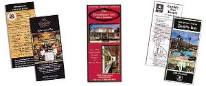 Custom Rack Cards | Cheap Rack Cards