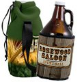 Growler Coolers | Custom Growler Carriers | Printed Growler Covers