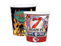 Hot or Cold Full Color Process Paper Cups