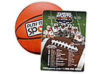 Custom Sports Schedule  Magnets